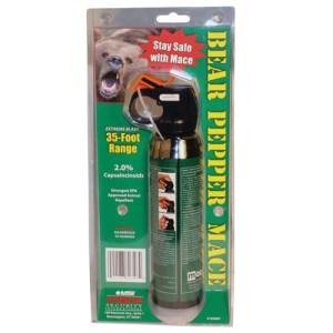 Bear Pepper Mace Spray