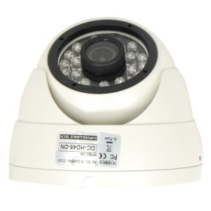 Intellispy HD Weather Proof Dome Camera