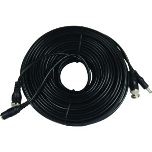 Power & Video Camera Cables