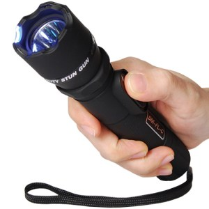Covert Stun Gun Flashlight