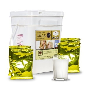 Powdered Whey Milk - 120