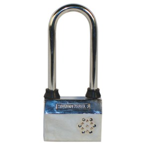 Large Alarmed Padlock