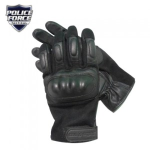 Police Force Nomex Hard Knuckle Tactical Gloves