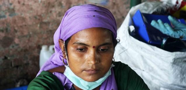 City Life - Waste Handlers, Bhopura