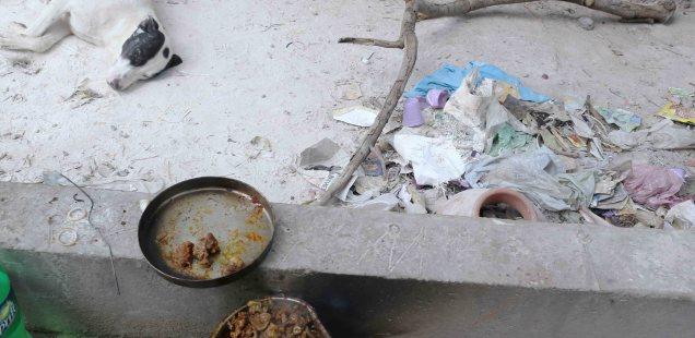 City Food - Salman Khan's Pavement Kitchen, Turkman Gate