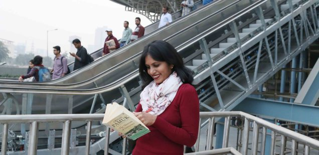 Delhi Metro – Divya Babu's Commute With Proust, Pamuk, Dalrymple, Lahiri, Huda City Center
