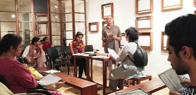 Delhi's Bandaged Heart – Art Critic Aveek Sen on The Art of Losing, Kiran Nadar Museum of Art