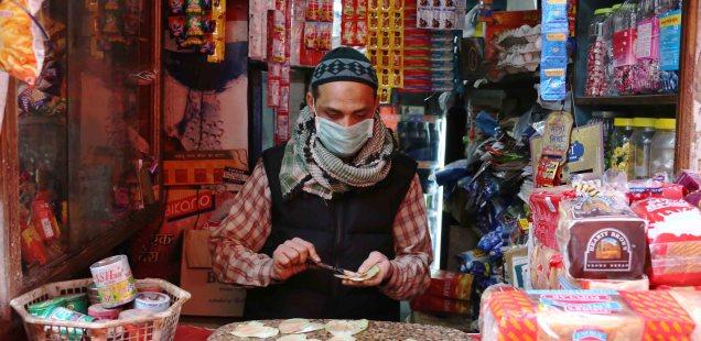 City Season - Finding Poets, etc, in the World's Most Poisonous Smog, Around Delhi