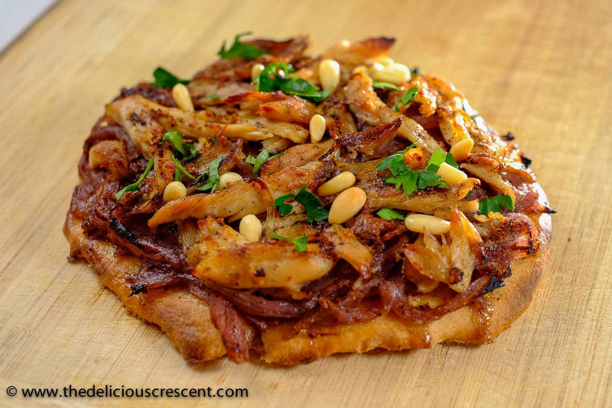 Sumac Caramelized Onion Mini Musakhan