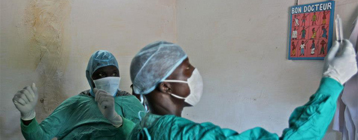 Medical Projects, Burkina Faso