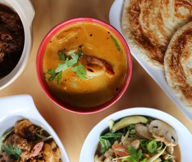 Kopio: Parnell's best spot for casual Malaysian food