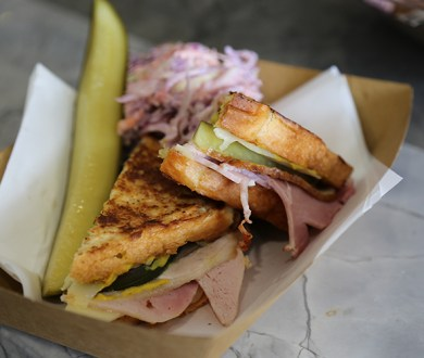 Did someone say grilled cheese? We count down the tastiest toasties in town