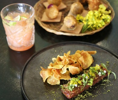 Cult Filipino restaurant Nanam opens on the North Shore