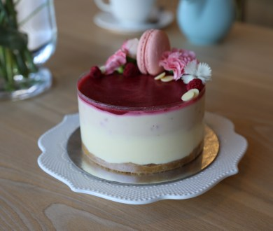 Bluebells Cakery opens its crisp new Kingsland outpost today