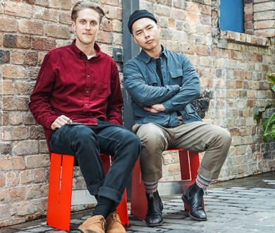 We talk to Ollie Simon & David Lee in the lead up to their new CBD opening