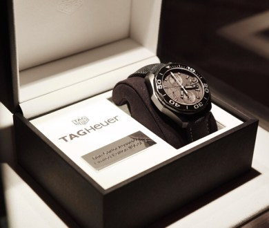 With only 10 ever made, this Tag Heuer watch should be the next in your collection