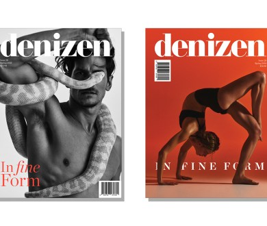 Our show-stopping spring issue is on sale now