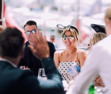 If you haven't already secured a table for the Melbourne Cup, here's where to do so