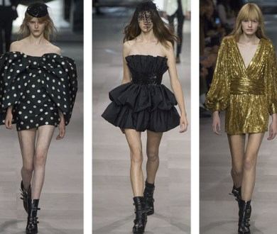 5 major moments from Paris Fashion Week so far