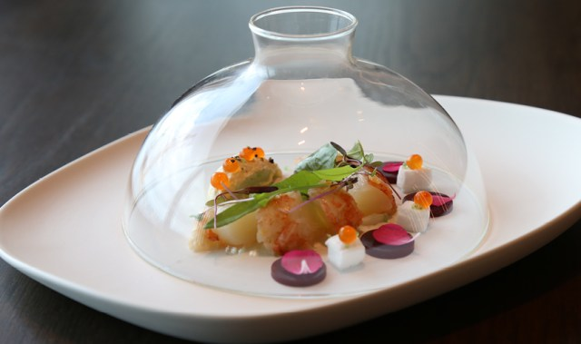 Harbour Society is Auckland's audacious new restaurant, helmed by a Michelin-star chef