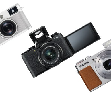 3 cameras that will put your smartphone to shame