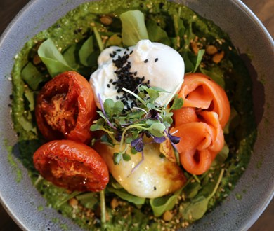 Kickstart the January detox with these delicious health-centric dishes