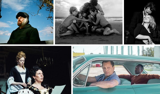 These are all the films you should be watching in the lead up to the Academy Awards