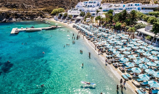 Never been to Mykonos? Denizen's Editor-in-Chief gives us all the reason we need to book a trip