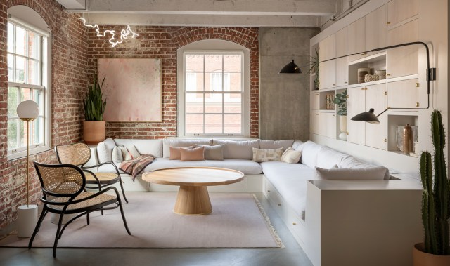 Get the look: The interior trend of the moment is a cool reimagining of 'industrial'