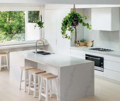 These dreamy kitchens are showing us why integrated appliances are the only way to go