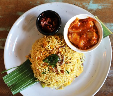 This flavoursome new restaurant is serving up the ultimate Sri Lankan fare