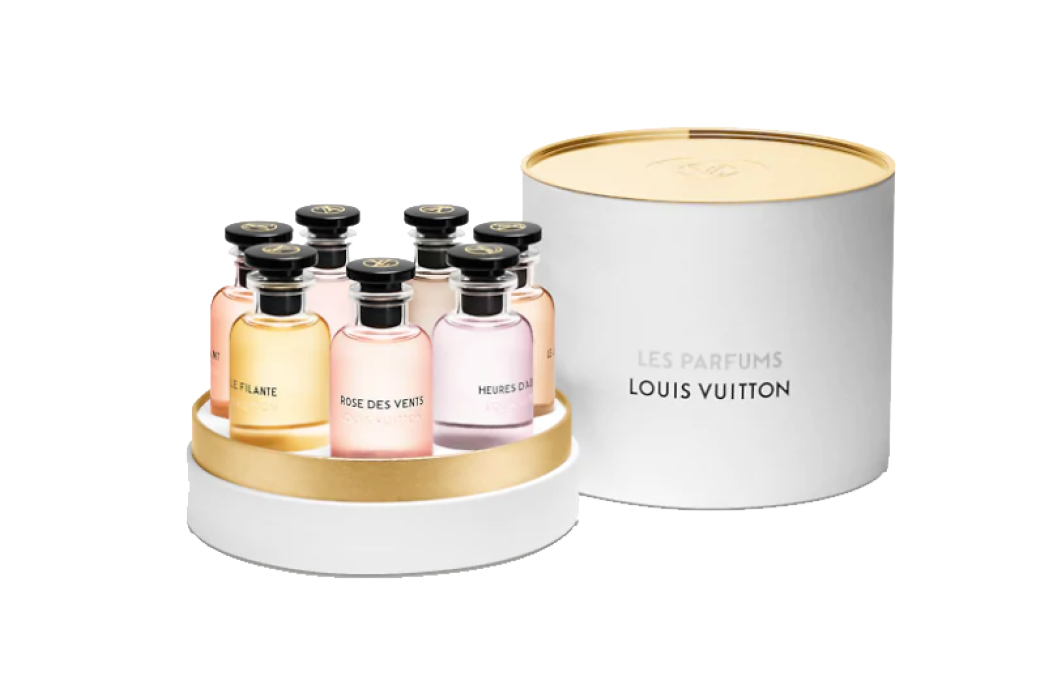 Louis Vuitton miniature fragrance set
