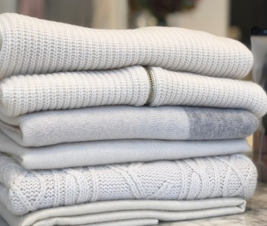 How to care for your cashmere and deal with problem pilling