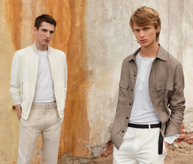 Stay in your sweatpants because luxury leisurewear is now Zegna-approved