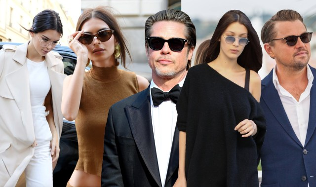The story behind the eyewear brand that's worn by Leo, Brad, Bella and Kendall