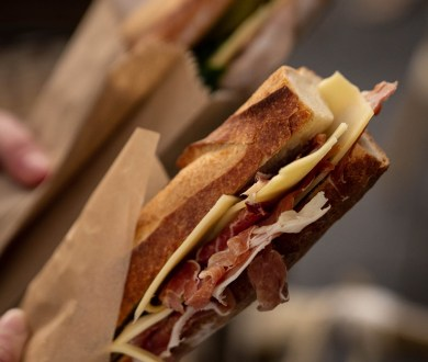 Find out who's serving some of the best baguettes we've had outside of Paris