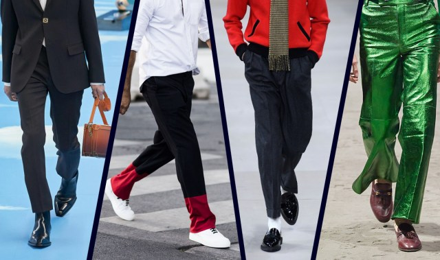 These stylish men's shoes will have you covered for every occasion