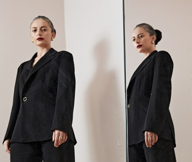 Win a $2,500 Harris Tapper wardrobe to celebrate the release of their upcoming collection Self Portrait