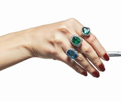Discover a world of intricate detail with Sutcliffe Jewellery's handmade rings