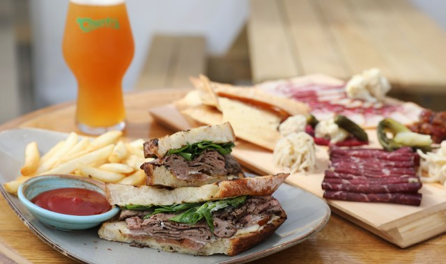 Churly's is the new neighbourhood brew pub bringing craft beer and prime cuts to Mt Eden