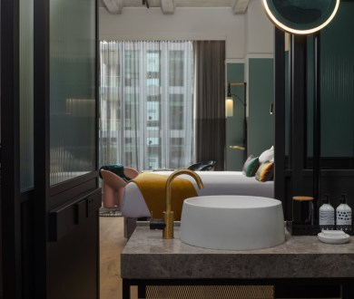 The arrival of QT Auckland introduces the hotel's signature quirk-infused luxury to Viaduct Harbour