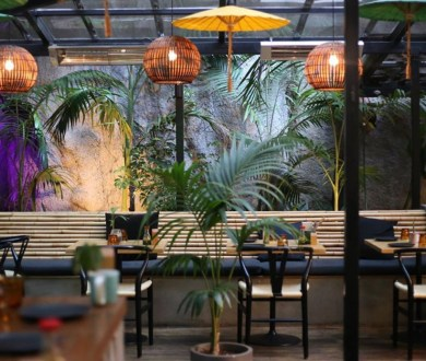 Sit pretty this summer in the coolest hidden courtyards around the city
