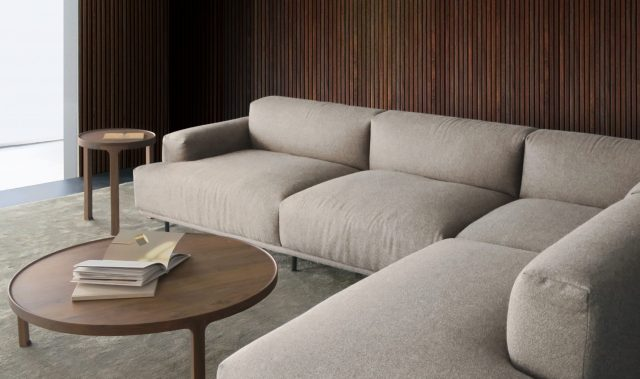 Why Simon James' latest sofa is the piece your living room has been missing
