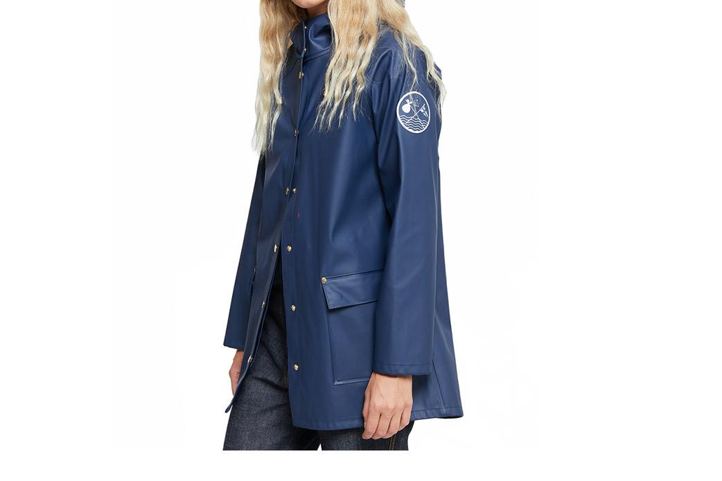 RNZYS Raincoat