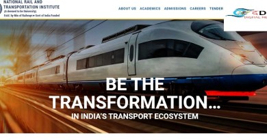 Railway Recruitment 2020 : Apply for Professor Post at NRTI