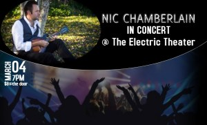 Nic Chamberlain Southern Utah Live Music and Entertainment Guide