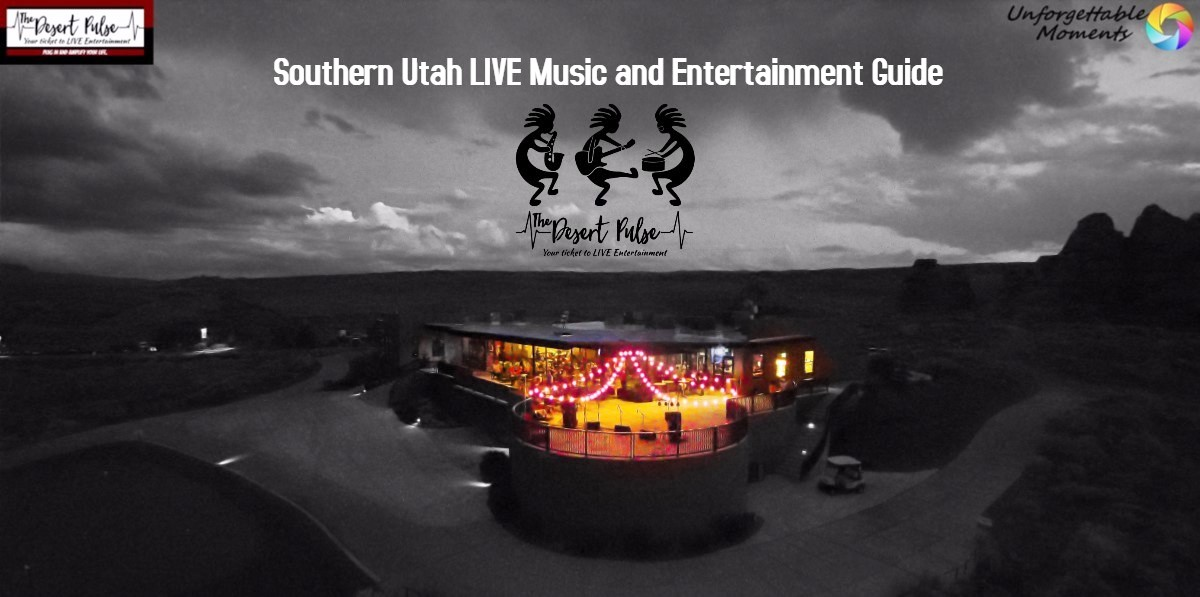 southern utah live music and entertainment guide august 16 20 the rh thedesertpulse com Palm Springs Concerts Desert Guide Palm Springs Life