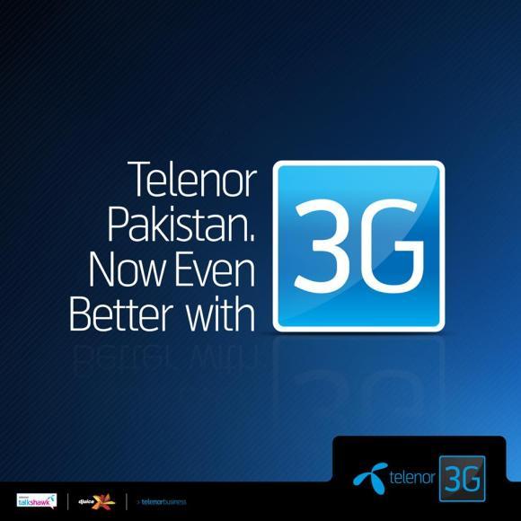 telenor 3g