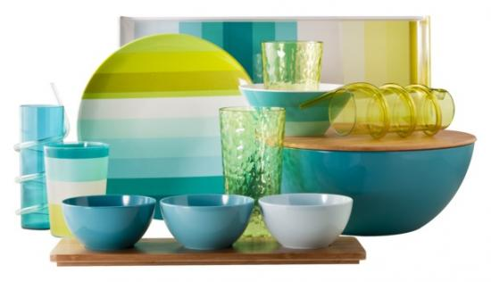 Project Image  sc 1 st  The Design Confidential & Source Book: Outdoor Entertaining and Fabulous Fun Dinnerware - The ...