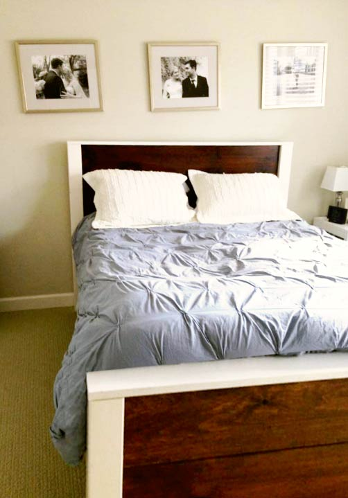 Reader Showcase // Emerson Queen Size Bed